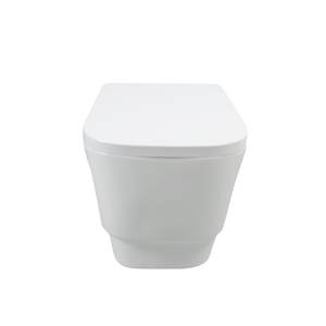 hOT selling Square design WC bathroom Wall Hung Toilet --WH903