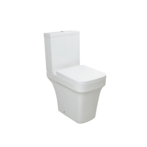 Comfortable height two piece toilet --SD618H