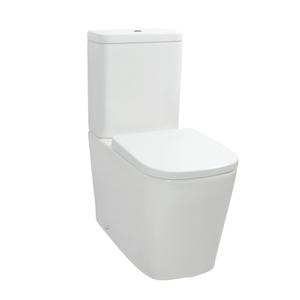 China Sanitary Ware Bathroom WC Two Piece Wash Down Toilet