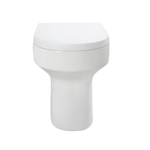 Rimless toilet Back To Wall Toilet--BTW601