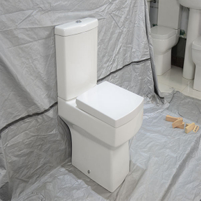 UK Customer - Two Piece Toilet