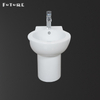 Bowl design bathroom Back To Wall Toilet--BTW950